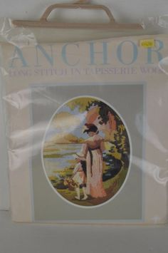 #Anchor #Longstitch #1001 #Parasol #Promenade #Wool #FREESHIPPING #Anchor