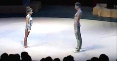 Dancing Duo Stun The Crowd With Their Amazing, Acrobatic Routine via LittleThings.com