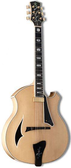 Parker Jazz guitar