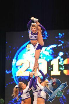 Worlds Best Cheerleader