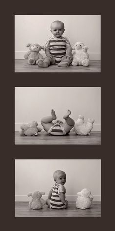 Lady and a Baby, photographing your little sweetheart!  Descubre más de los bebés en Somos Mamas.