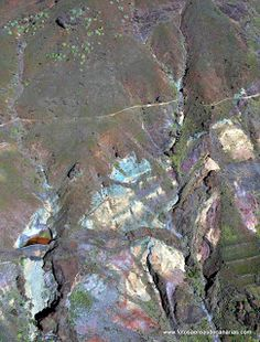 azulejos del barranco Gran CANARIAS