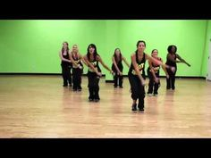 Zumba Dance Workout For Beginners Step By Step With Music -Zumba Dance New - YouTube
