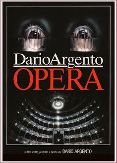 El señor de los bloguiños: Terror en la ópera (1987) de Dario Argento