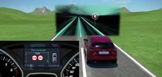 New Ford Feature Can Recognize Speed Limit Signs and Slow Down Cars Automatically [Visual Recognition: http://futuristicnews.com/tag/visual-recognition/ Futuristic Cars: http://futuristicnews.com/category/future-transportation/]