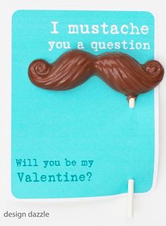 OMG. Valentine's cards