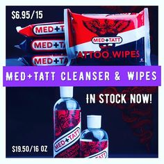 DID YOU KNOW?!?! FIRST IN MARKET TO CANADA! Microblade Canada is excited to introduce you to these revolutionary MED+TATT products!!! 💜  MED+TATT Antimicrobial skin cleanser!!! The cleansing soap is tattoo & PMU industry's first FDA cleared antimicrobial hypochlorous acid (HOCL) skin cleanser and rinse containing no harsh chemicals, while remaining non-toxic, non-antibiotic and steroid free. This is wonderful for SPMU!!! Apply MedTatt Antimicrobial Skin Cleanser and Rinse frequently…
