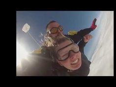 Volare? Salto Tándem en Skydive Jerez