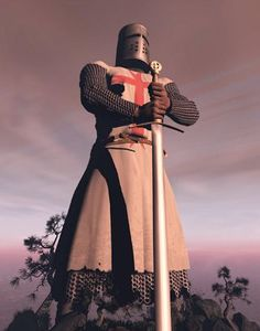 Image detail for -knights-templar « Oregon Magazine Martial, Knight Tattoo, Crusader Knight, Late Middle Ages, Knight In Shining Armor, Armor Of God, Medieval Knight, Jamie Hewlett, Medieval Times