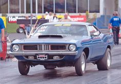 Mike's 1974 Plymouth Barracuda