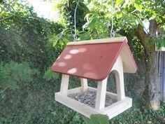Comedero de colgar para aves