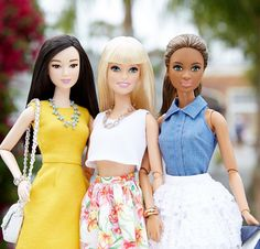 Aspiring Bambola Fashion No Accessori Come Da Foto Barbie ? Altro Bambole