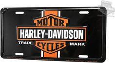 HARLEY DAVIDSON LICENSE PLATE License Plates, Harley Davidson, Car License Plates, Number Plates, Licence Plates
