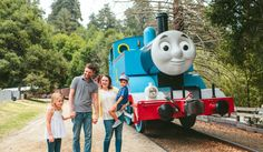 Day Out With Thomas Pulling into Cuyahoga Valley Scenic Railroad! Win Tickets! #DayOutWithThomas