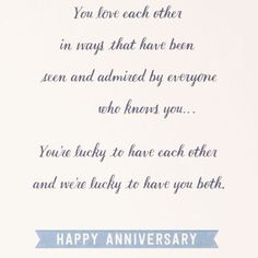 Anniversary Card Sayings, Anniversary Quotes For Parents, Wedding Anniversary Message, Happy Anniversary Wishes, Anniversary Greeting Cards, Anniversary Funny, Anniversary Cards For Couple, Mom Dad Anniversary, Anniversary Scrapbook