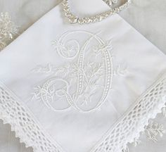 embroidered handkerchiefs wedding monogrammed handkerchief cotton by donovandesignlinens on etsy best womens handkerchiefs images pinterest wedding