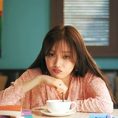 "rhowens: "" Lee Sung Kyung in 'My Lips like Warm Coffee' "" Korean Actresses, Asian Actors, Mikasa, Debut Photoshoot, Kdrama, Swag Couples, Lee Sung Kyung, Weightlifting Fairy Kim Bok Joo, Joo Hyuk"