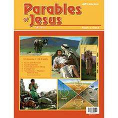 One Stone Biblical Resources: Parables of Jesus 1 - A Beka Flash-