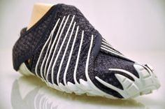 0d802b8d15d Scarpe che avvolgono i vostri piedi di ispirazione giapponese