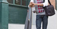 Faça você mesmo um remo terrestre. Como uma mistura estranha entre andar de skate e canoa, o remo terrestre feito com um longboard é um exercício para o corpo inteiro que é perfeito para snowboarders, surfistas e skatistas. Para os novatos, ele é mais excitante do que correr em uma esteira, bufando e sentindo o cheiro de suor em uma academia. Mas, fazer esse esporte é caro. Faça ...