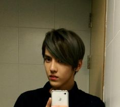 kris pre debut (but not that much ha)