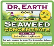 Might try this when my Neptune's Harvest Runs out.  Love Dr Earth products.