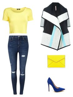 """""""Untitled #23"""" by kisfoldidia-1 on Polyvore featuring Miss Selfridge, Pilot, Antonio Marras and Rebecca Minkoff"""