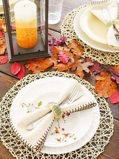 Fall decorating ideas we love. #FCHome