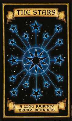 The Stars - Madame Endora Fortunetelling Cards