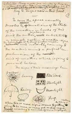 Mark Twain (Samuel Langhorne Clemens, 1835–1910) Pudd'nhead Wilson Autograph manuscript, 1893; 2 volumes (637 pages), 20.5 cm Phttp://www.themorgan.org/