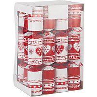 12 Pack Homespun Family Cracker 13 in