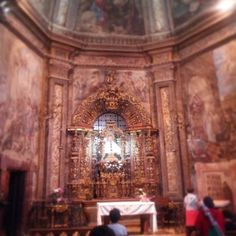 Ermita de San Saturio #Soria #castillayleon #cyl #spain #turismo