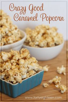 This is my new favorite caramel popcorn! So simple, so quick, and crazy good! This will make the perfect valentine treat with the free printables, too.