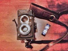 Shoutout to John Yau from Melbourne ! Film and Leather Camera strap is a perfect match!