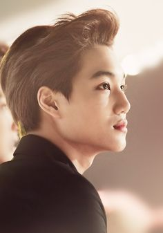 I'll never forget the dream I dreamt about meeting Kai. Don't how how/why it happened, as he's never been my bias. But now, because of the dream, he holds a special place in my <3. :)