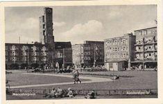 Amsterdam: Het Mercatorplein jaren 50 (Stadsdeel West)