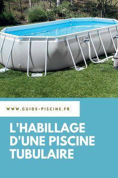 L'habillage d'une piscine tubulaire est bien souvent peu flatteur : découvrez toutes nos astuces pour le camoufler et pour créer une piscine tubulaire élégante ! #diy #piscine #tubulaire #horssol #habillage Diy Piscine, Outdoor Furniture, Outdoor Decor, Outdoor Storage, Piscine Hors Sol, Garden Projects, Pools, Garden Landscaping, Backyard Furniture