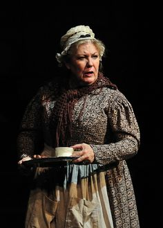 Carol Mayo Jenkins in   Clarence Brown Theatre's Production of A Christmas Carol. 2011