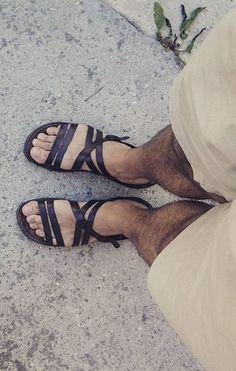 Mens Sandals Model Impronte