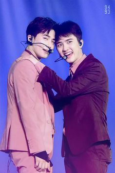 Suho + Kyungsoo