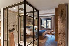 Hospitality Design - AvroKO Completes 1 Hotel Central Park