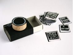 This wee camera holds a stack of picture prompts – the very thing to get you out there taking creative snaps.
