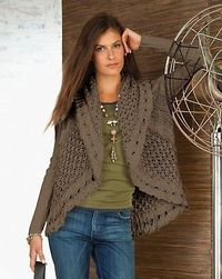 cloverleaf hand knit cardigan, this site is like coldwater creek. These clothes are exactly what I would wear if I could afford them! Check out Dieting Digest