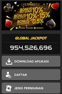 Domino QQ Online - LuxyPoker99 adalah sebuah situs judi online yang menyediakan permainan bandar domino qq online terkenal minimal deposit 10rb.