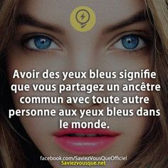 Saviez Vous Que? | Découvrez de nouvelles infos pour briller en société ! Good To Know, Did You Know, Funny Quotes, Life Quotes, Image Fun, Just Smile, Learn French, Word Porn, True Stories