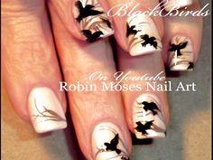 Resultado de imagen de birds design nails