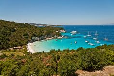 Antipaxoi Voutoumi Beach, Greece