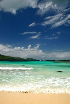 Playa Rincon, Dominican Republic #turquoise #dominican #island #beach #caribbean