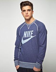 cool sweater, cooler hair.