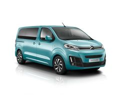 Motor Proyect: Citroën Spacetourer y Spacetourer Hyphon. La avent...